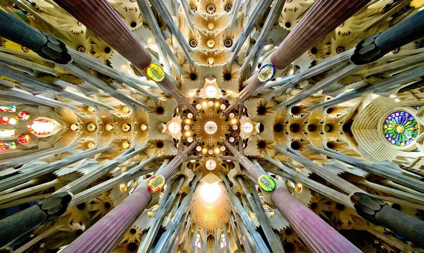 """""""Temple Expiatori de la Sagrada Família"""" - «Искупительный храм Святого Семейства»"""
