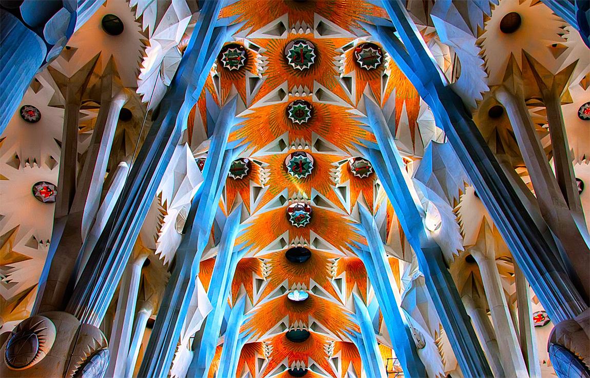 """""""Temple Expiatori de la Sagrada Família"""""""