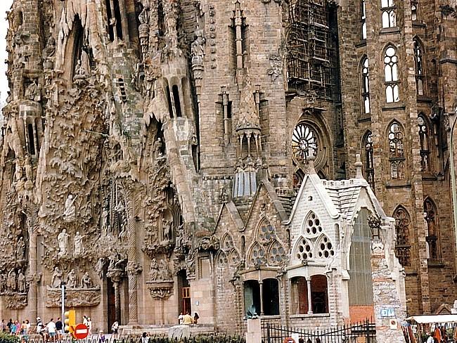 Все элементы базилики и ее декор имеют глубокое символическое звучание