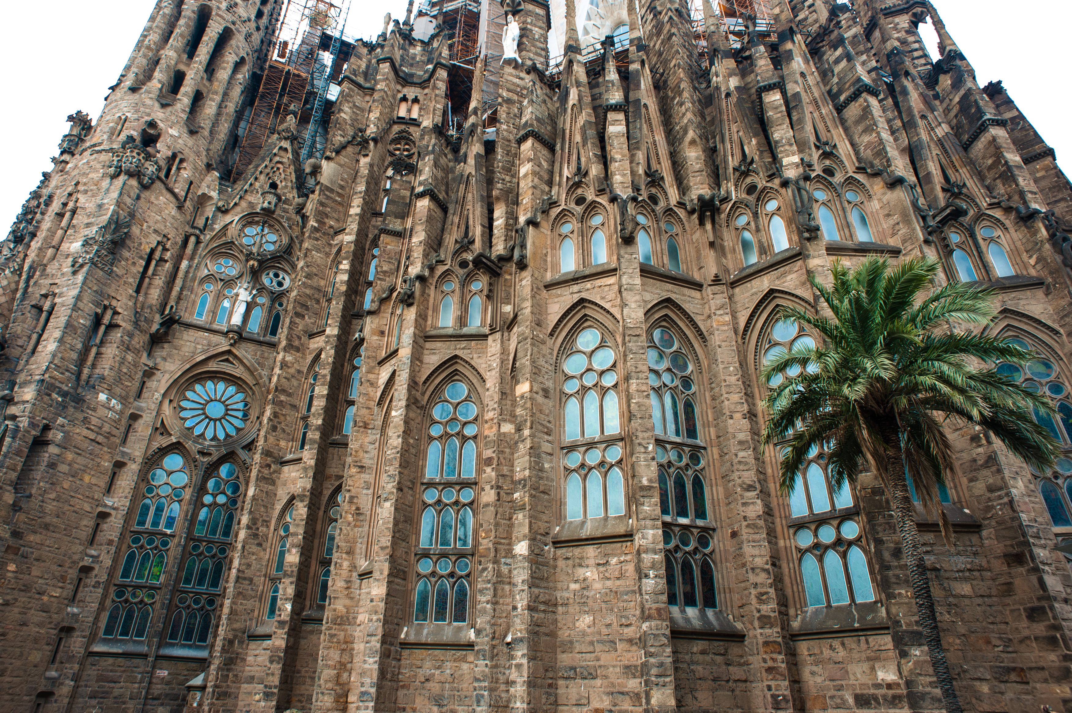 Храм Святого Семейства. Барселона