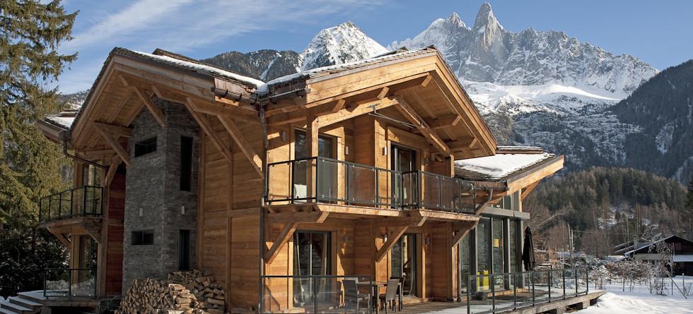 Шале CRAGGANMORE для горнолыжного отдыха