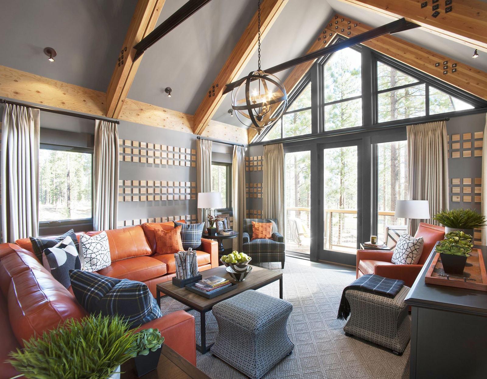 Загородный дом в горах. Калифорния. HGTV DREAM HOME 2014