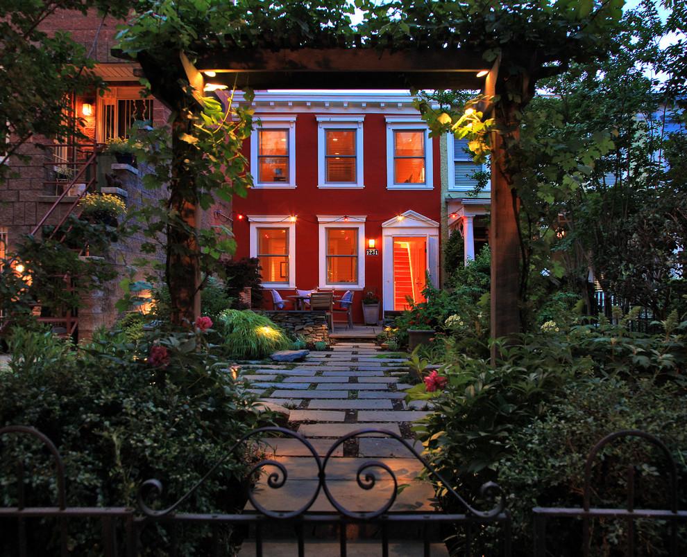 Сады Италии имеют классический вид и основаны на строгой планировке