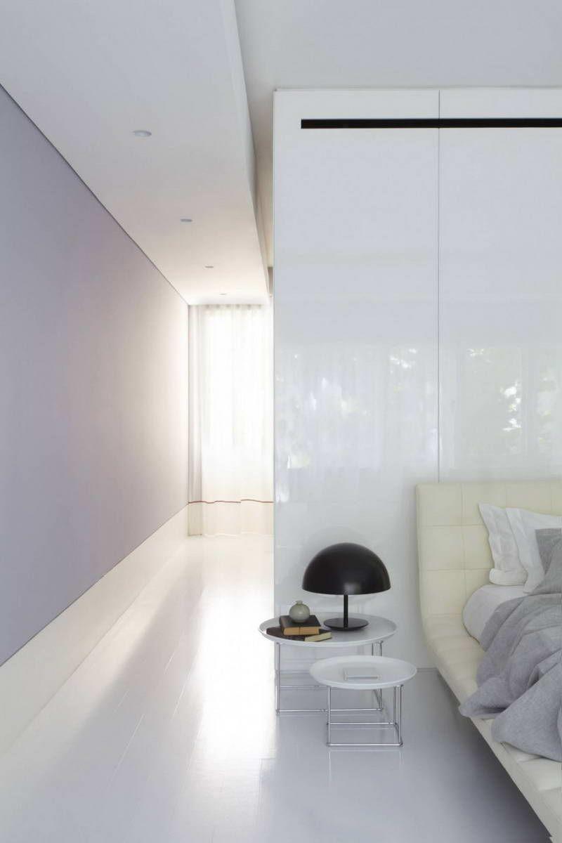 Главная спальня со скрытой гардеробной и ванной