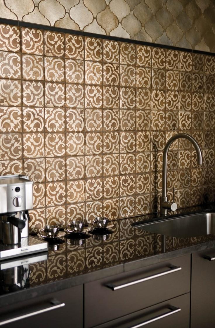 Керамическая плитка в марокканском стиле