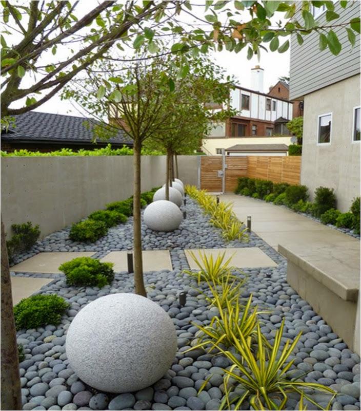Геометрия маленького двора