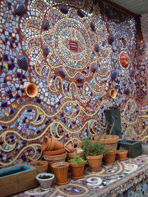 Вертикальная мозаика