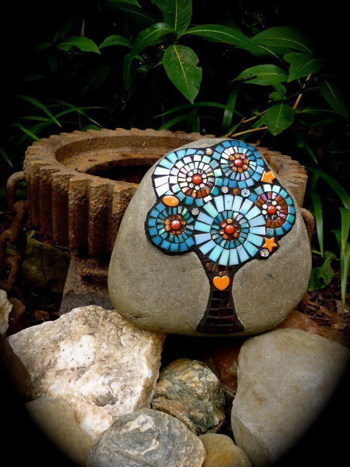 Мозаика на камне