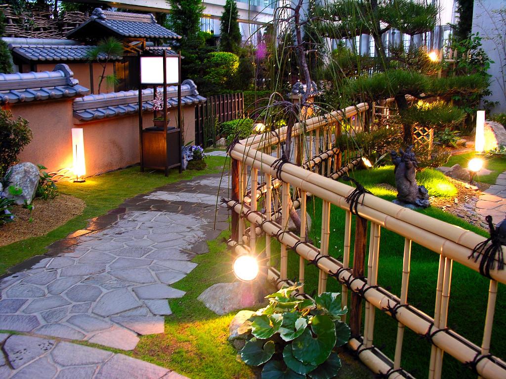 Бамбуковые изгороди