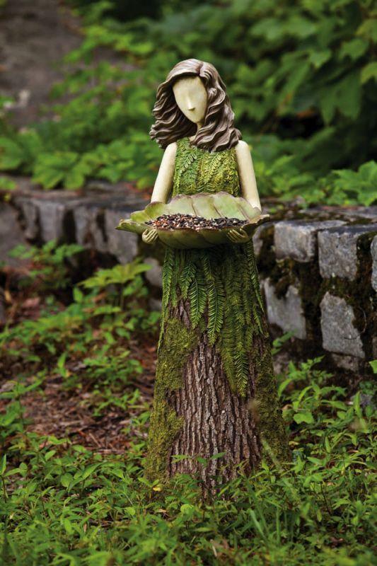 Скульптура из пня