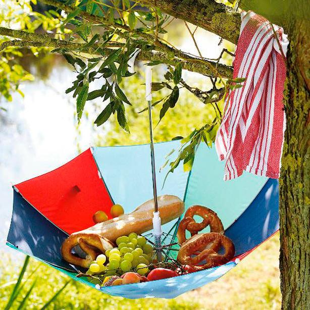 Зонт-контейнер для мелочей