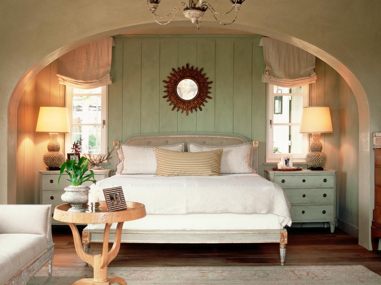 Спальня в французском стиле(кантри)