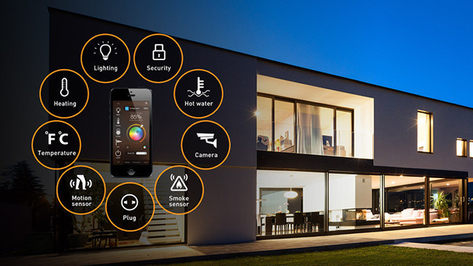 Умный дом(Smart House)