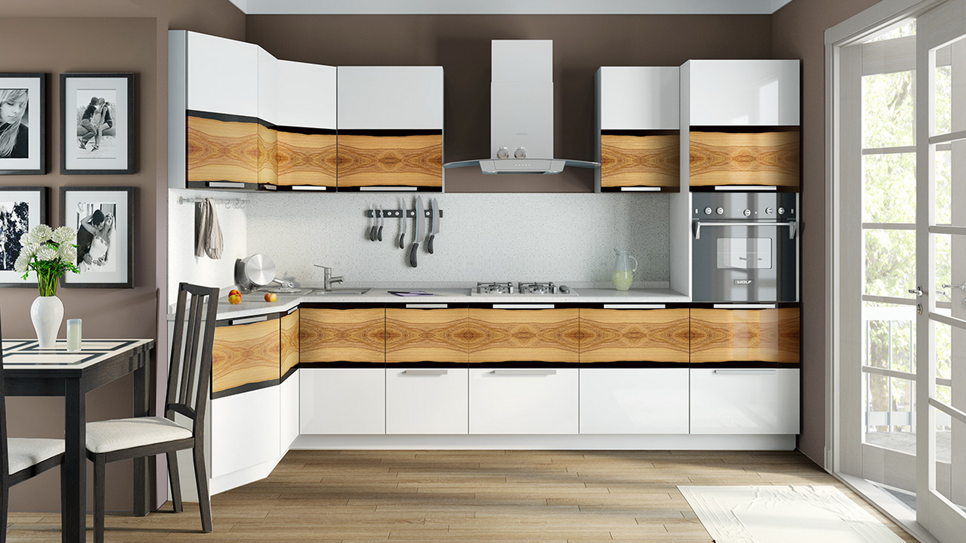 Модульная кухня «Фэнтези»