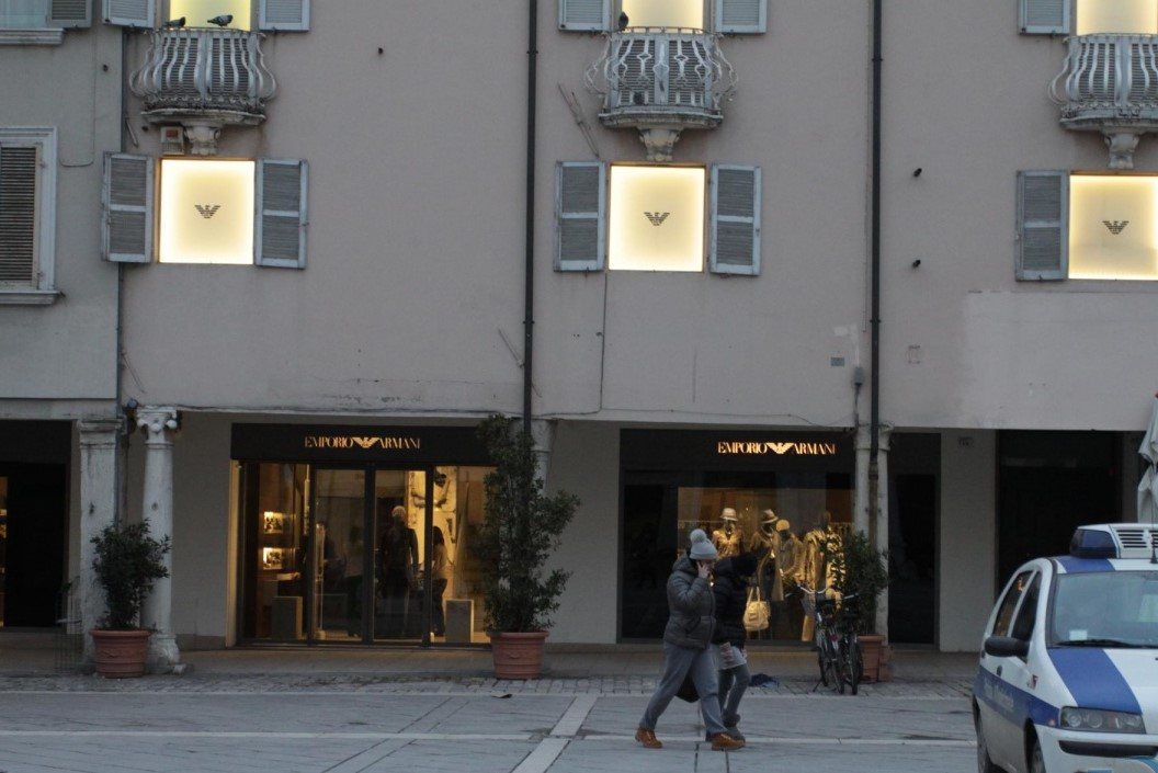 Проектирование, организация и оформление магазина
