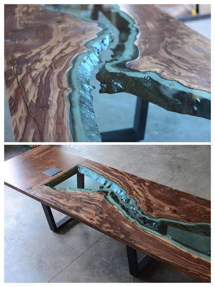 Greg Klassen. River Table
