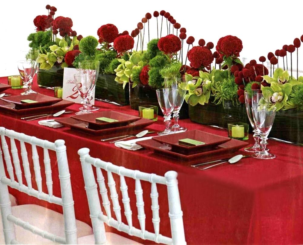 Прекрасная сервировка к романтическому ужину. Любимый это оценит!