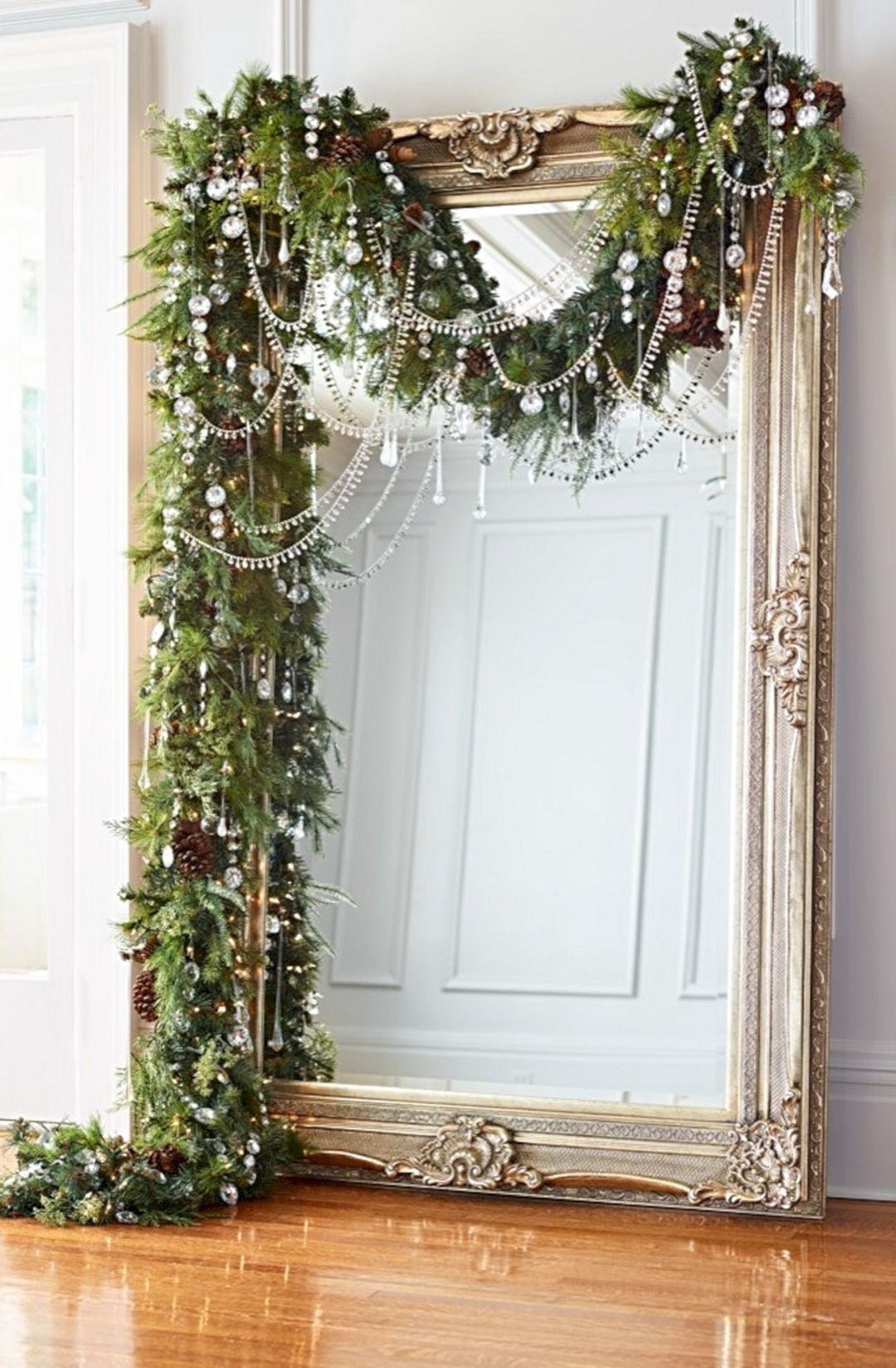 Нити со стеклянными подвесами - универсальный декор