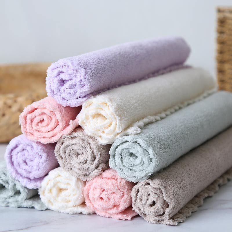 Выбираем полотенце по всем правилам