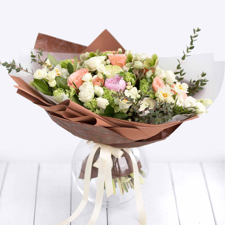 Цветы, которых ты не видел: букеты из интернет-магазина.
