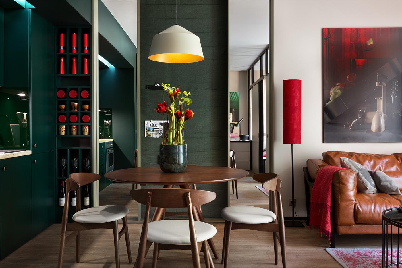 Проект The Green Code от Fateeva Design