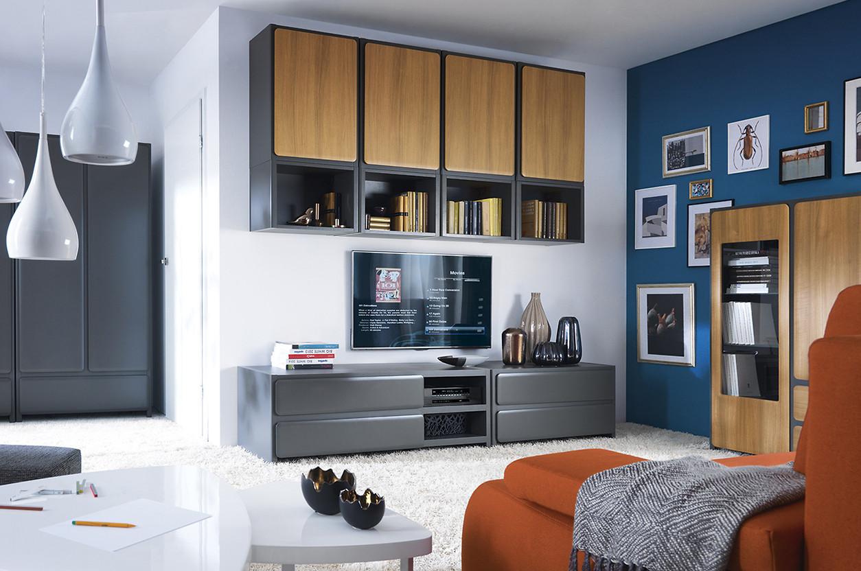 Модульные мебельные системы1