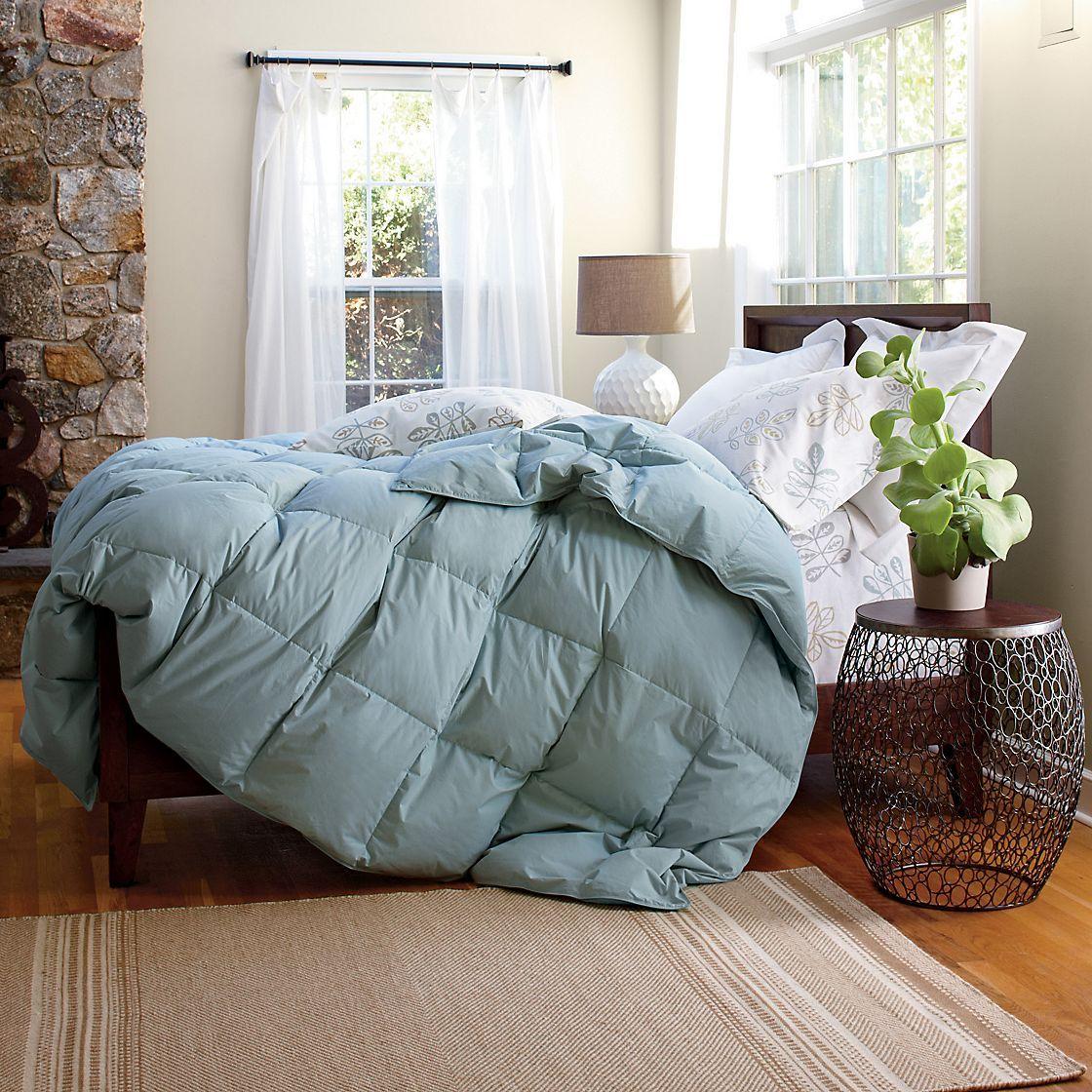 Одеяло с натуральным наполнителем: пух
