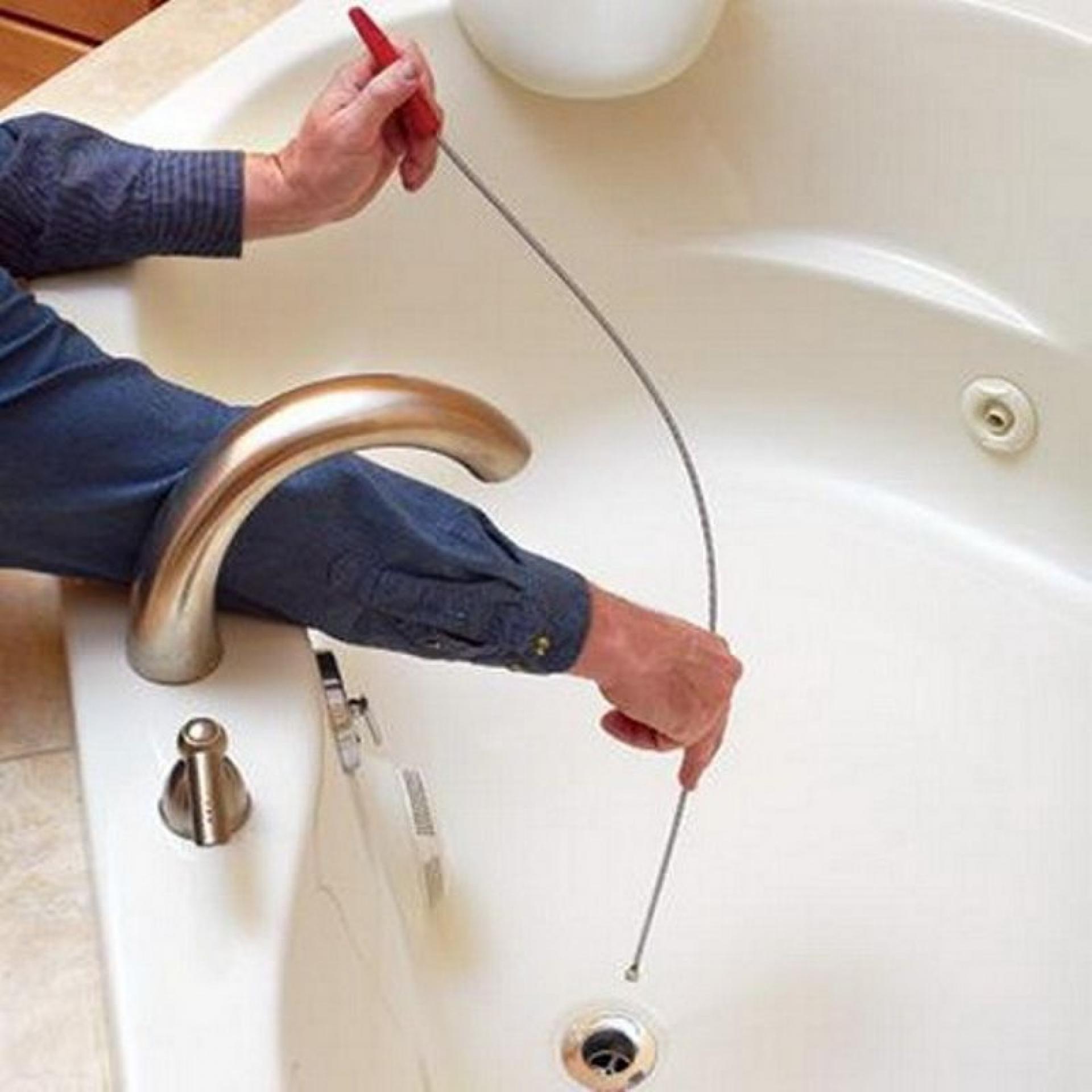 Трос для прочистки канализации