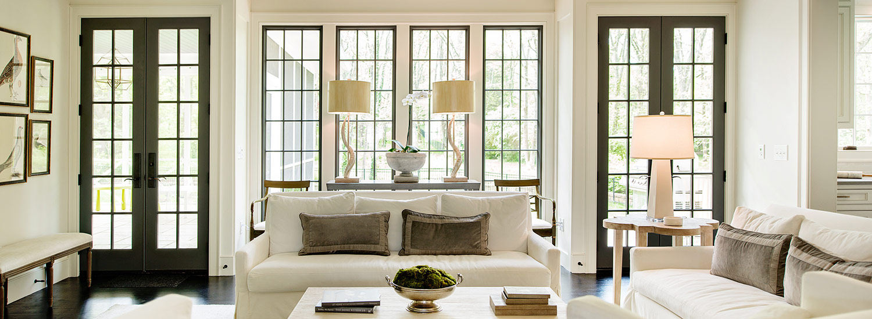 Цветные окна - стильный интерьер