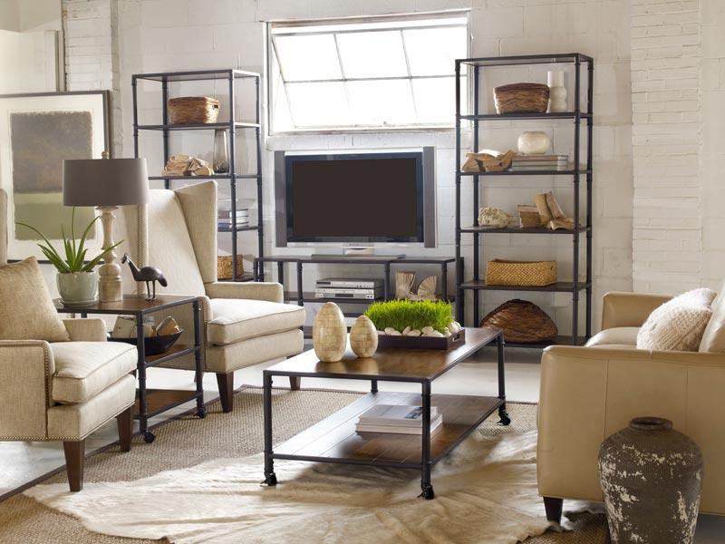 Мебель для интерьера в стиле лофт1