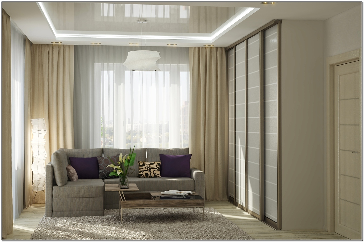 Основные цвета для отделки стен: белый, бежевый, кремовый, желтый, пепельный, черный. Реже — кирпичный и коричневый. Приглушенная палитра.