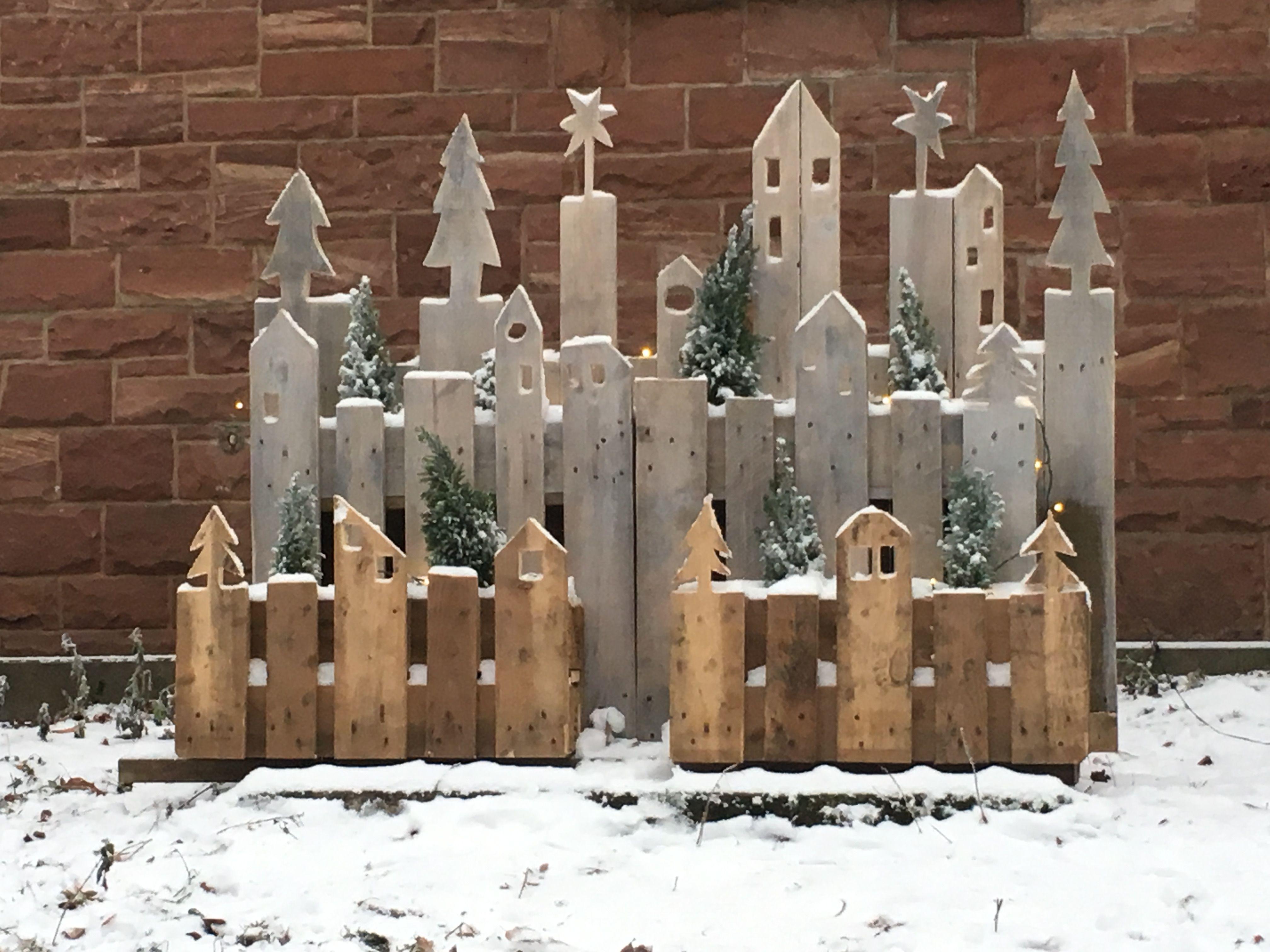 Рождественский замок
