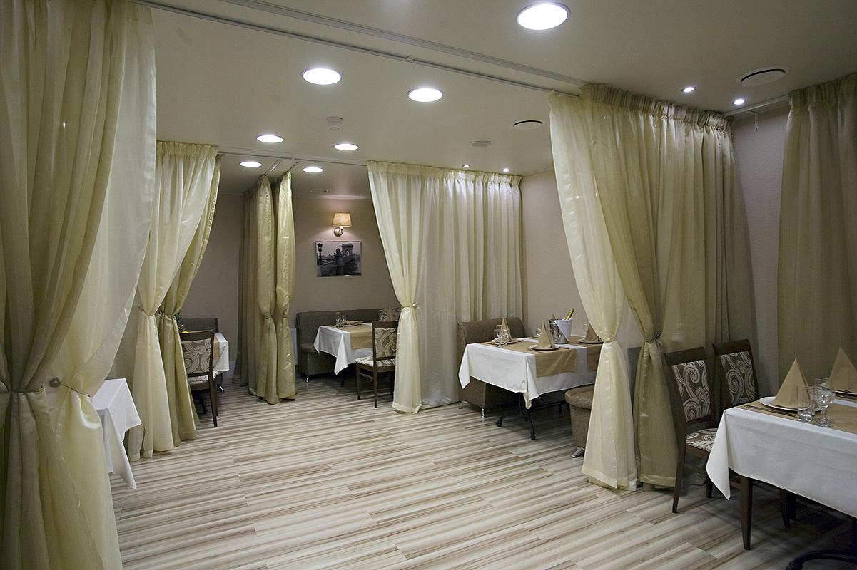 Ресторан «MustHave» в стиле неоклассика