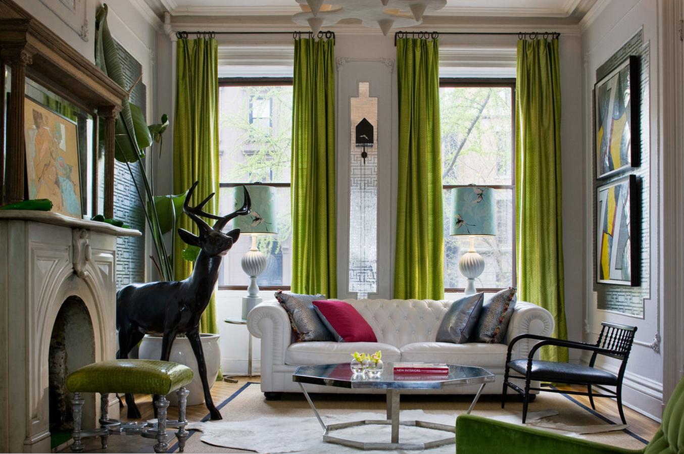 Окна - один из самых простых и недорогих способов изменить внешний вид комнаты
