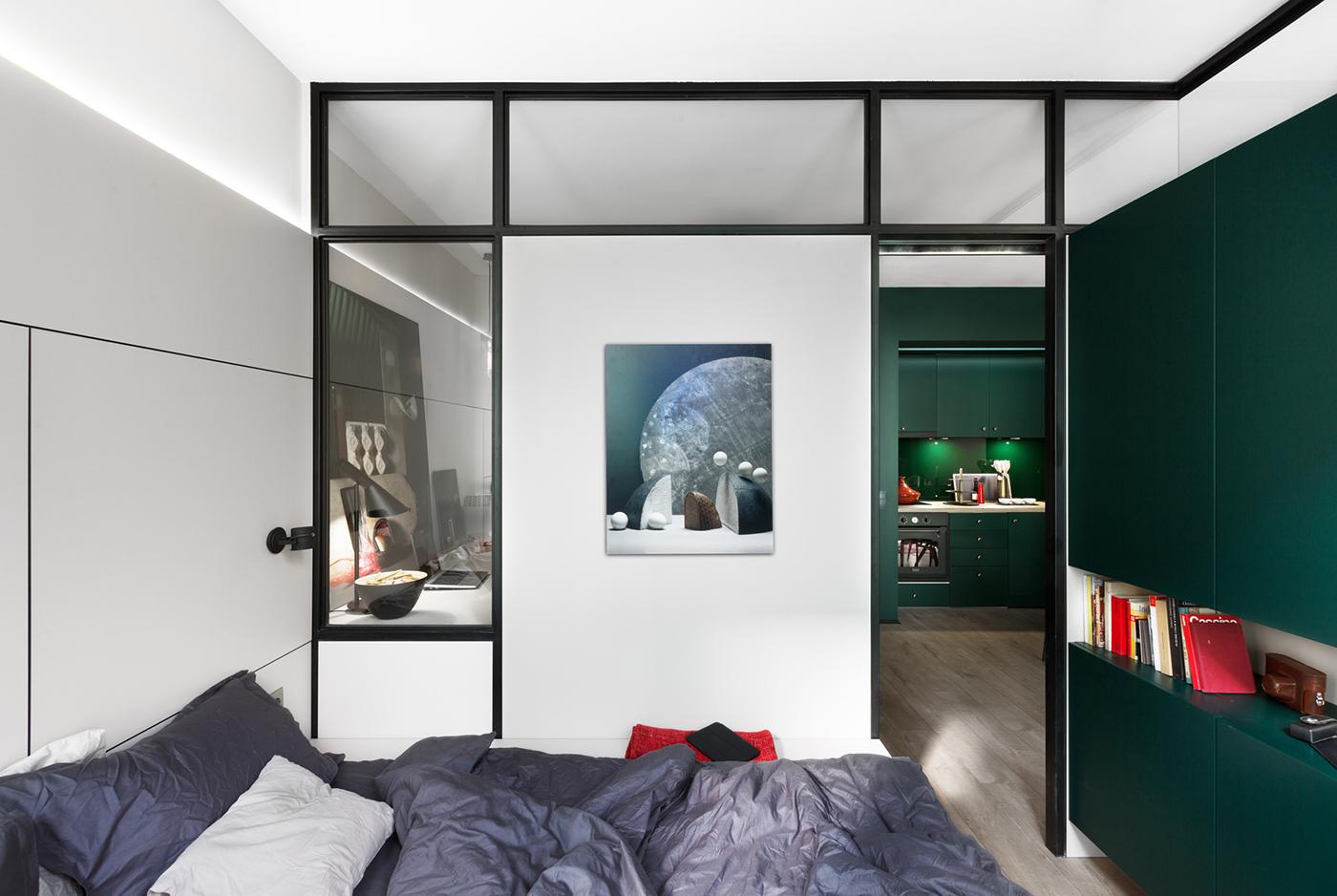 Проект The Green Code от Fateeva Design!
