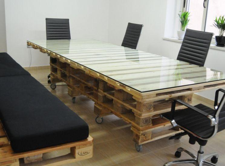 Мебель для интерьера в стиле лофт5