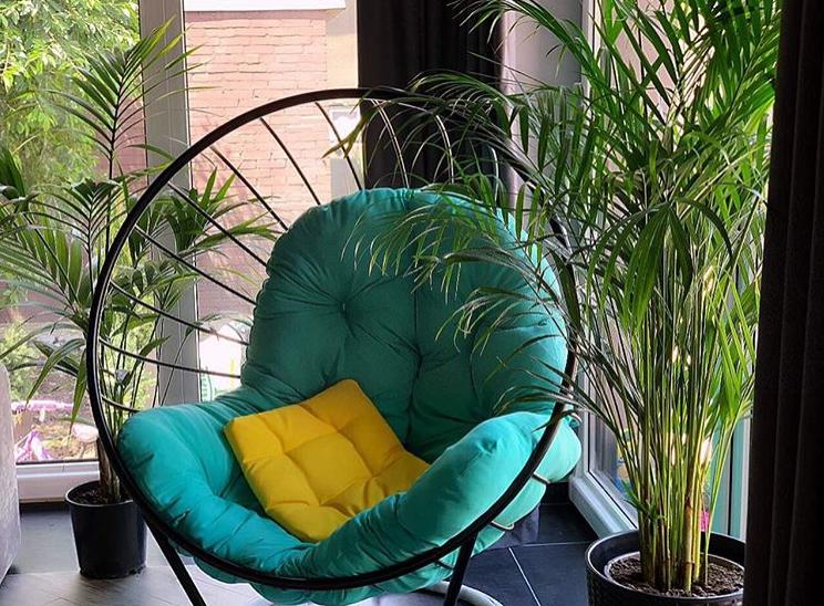Кресло шар(кокон, яйцо). Ball Chair от компании  Art-Puf