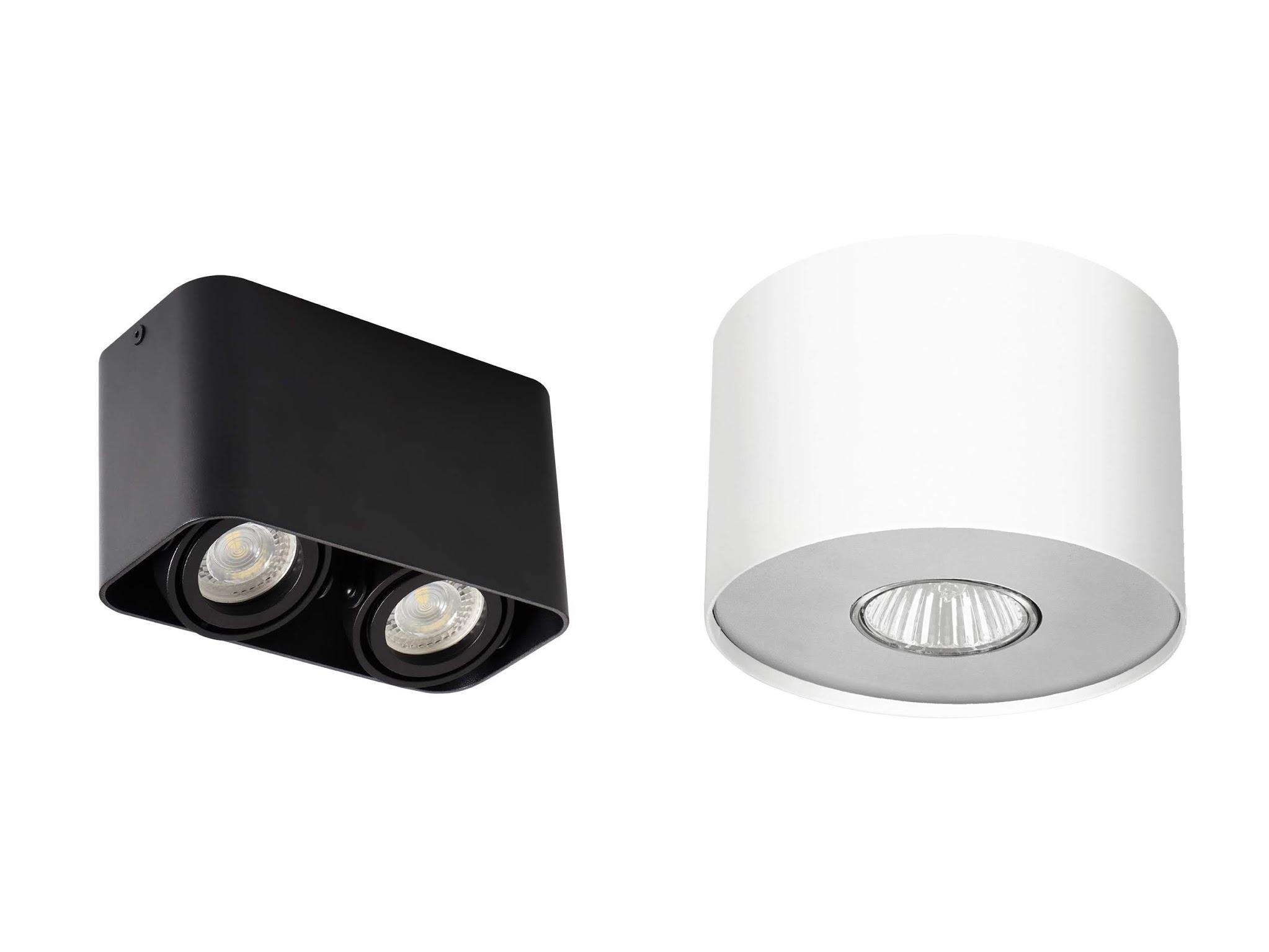 Точечные светильники для гостиной