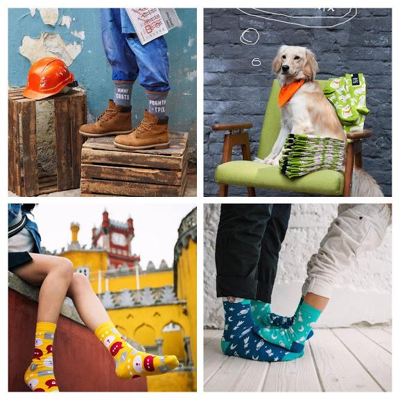 Dodo Socks удивительная коллекция носков!