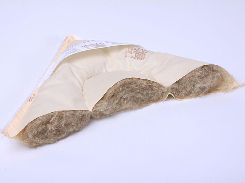 Одеяло с натуральным наполнителем: 100% подарок природы.