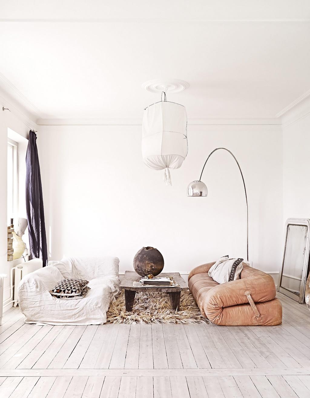 Дом норвежского дизайнера Мари Олссон Ниландер