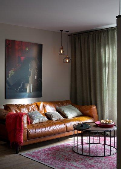 Проект The Green Code от Fateeva Design.