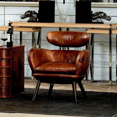 Кожаное кресло. Безупречная кожаная мягкая мебель: 7 советов по удалению пятен от интернет-магазина Eurodivan