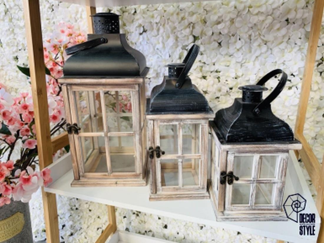 Декоративные фонари от Decor-Style