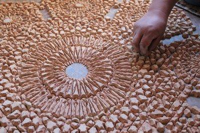 Марокканская мозаичная плитка