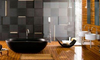отдельностоящая ванна