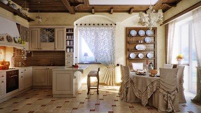 Оттенки красок, которыми наполнена природа Прованса: бежевый, молочный, жёлтый, терракотовый, охра, лавандовый и небесно-голубой.