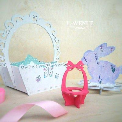 Подставка для пасхальных яиц от компании L.Avenue