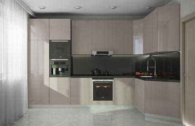 Угловая кухня: дизайн и оборудование