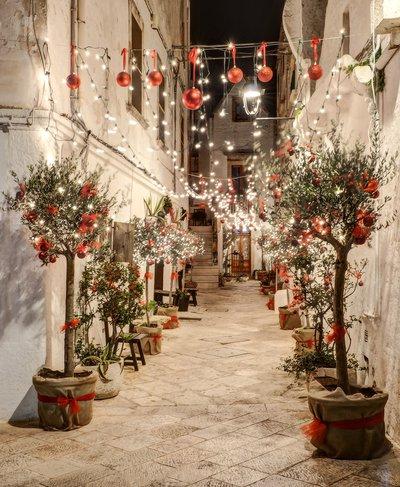 30+ Замечательных идей уличного новогоднего декора